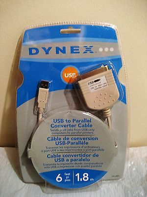DYNEX USB PARALLEL CONVERTER WINDOWS 10 DOWNLOAD DRIVER
