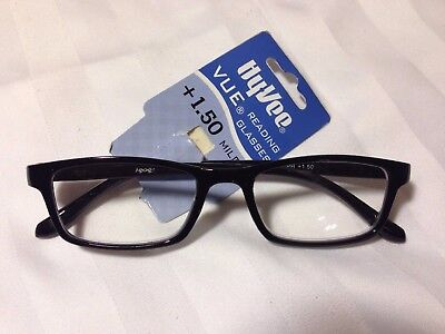 Hy-vee VUE Fashion Readers Reading Glasses +1.5