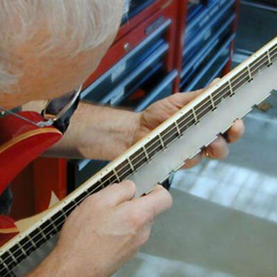 Guitar Neck Notched Straight Edge Luthiers for Electric Guitars for Gibson ND