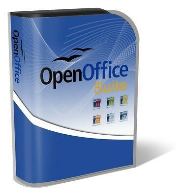 Open OFFICE 2018 PRO Edition Word Processor Home Student Professional Business