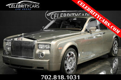 2008 Rolls-Royce Phantom Rear theatre, Special Order 2008 Rolls Royce Phantom LOADED Custom Bespoke order! Las Vegas