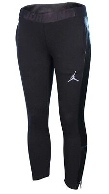 Nike Air Jordan Jumpman Girls Printed Leggings Size Small