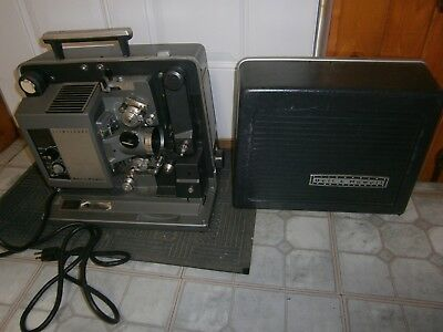 Bell & Howell film Projector  Filmo sound 16 mm film sound projector