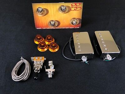 Sensational Jimmy Page Style Les Paul Pre Wired Wiring Harness Push Pull Wiring Digital Resources Instshebarightsorg