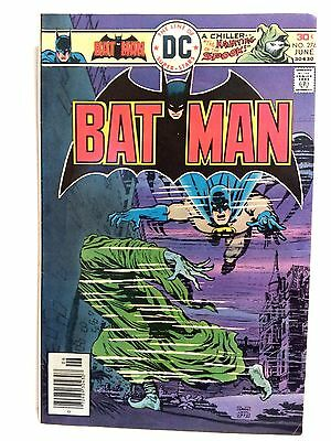 Batman #276 (Jun 1976, DC) Very Fine condition *
