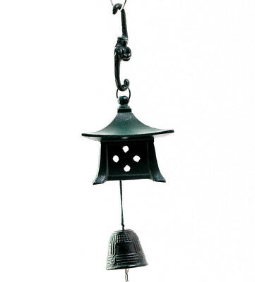 Japanese NANBU TEKKI Traditional Wind Chime FURIN Cast Iron #20606