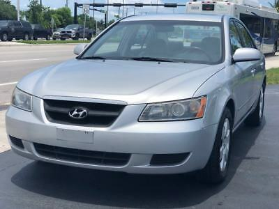 2008 Hyundai Sonata  2008 Hyundai Sonata GLS 4dr Sedan 2.4L I4 Drives Great Cold AC *FLORIDA* L@@k