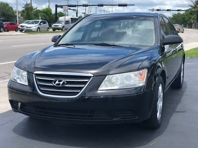 2009 Hyundai Sonata  2009 Hyundai Sonata GLS 4dr 61K Miles 2.4L I4 Cold AC Drives Great *FLORIDA*