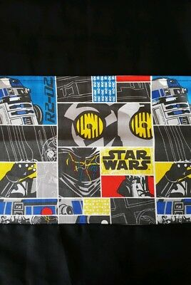 School chair bag star wars  R2D2 Free first name.  Free postage.