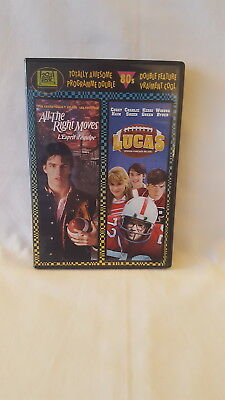 Lucas / All the Right Moves (2 Disc DVD) Corey Haim, Charlie Sheen, Winona Ryder