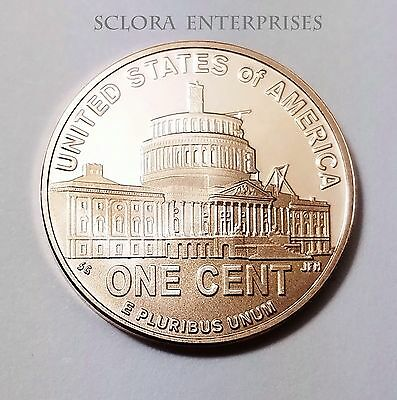 2009 S Lincoln Capitol Years *proof* Cent / Penny  **free Shipping**