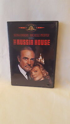 The Russia House (DVD) 1990 POLITICAL THRILLER ~ Sean Connery, Michelle Pfeiffer