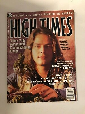 HIGH TIMES MAG 1998 Special Collector's Issue  High Times 10