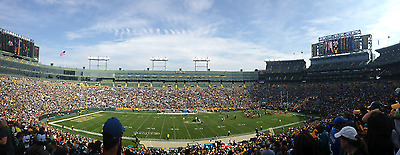 Detroit Lions vs Green Bay Packers, 12/30/18, 40 Yard Line, Section 118, Row 44