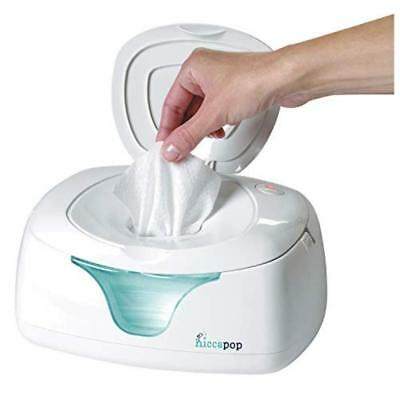 HICCA POP Baby Wet Wipes Warmer Dispenser with changing light - Electric
