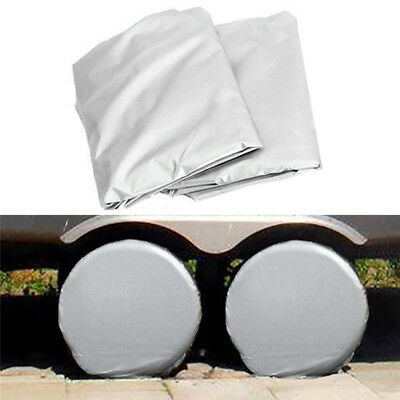 Car/Van Spare Tyre Cover Wheel Protector For Any Wheel Size 27-29 Inch Diameter
