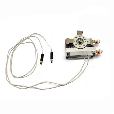 SMC MSQA30L3-XN Pneumatic Rack & Pinion Style Rotary Actuator Table 0.1-0.7 MPa
