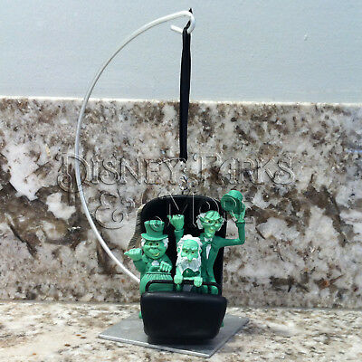 Disney Parks Disneyland Haunted Mansion Hitchhiking Ghosts Doom Buggy Ornament