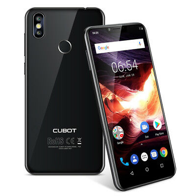 Cubot P20 6.18'' 4+64GB4G Handy 20MP Android 8.0 Octa core Smartphone Unlocked