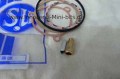 Austin Innocenti Rover Mini Carburateur HS2 HS6 et HS4 Réparation Kit