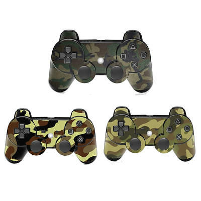 Decal Skin Cover Sticker for Sony Playstation3 PS3 Game Controller -Camouflage