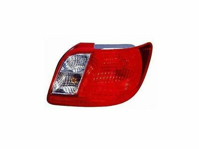 Driver Side Tail Light Assembly For 2006-2011 Kia Rio 2010 2007 S669HZ Left