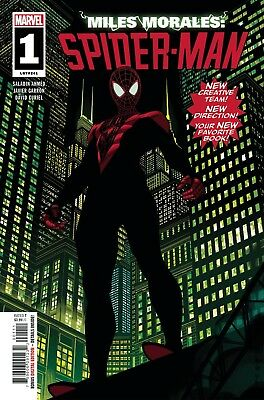 Miles Morales Spider-Man #1 Marvel Comics Near Mint 12/12/18