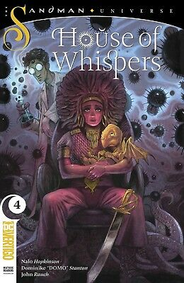 House Of Whispers #4 Dc Comics Near Mint 12/12/18