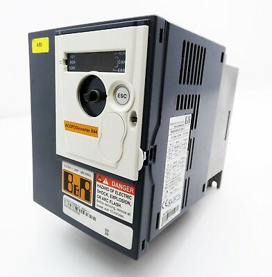 B&R Automation ACOPOSinverter X64 8I64T400037.000-1 0,37kW 0,5HP V5.1 IE56 -used