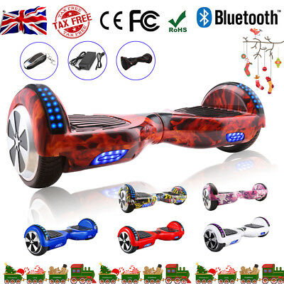 """6.5"""" Self Balancing Scooter Electric Board Balance Scooter + Free Bag Child Gift"""