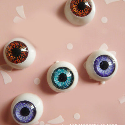 Plastic Safety Craft Wiggle Eyes For Doll Animal Crafts Puppet DIY Toys