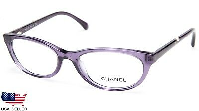 93238be6f56 NEW AUTHENTIC CHANEL CH3228Q 1303 Gray 51mm Eyeglasses -  200.00 ...