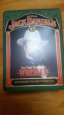 Jack Daniels Collectable Tin CT04
