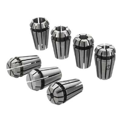 7pcs/set ER11 Spring Collet for CNC Engraving Machine Milling Lathe Tool BER11-7