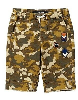 Joe's Jeans Dale Jogger Shorts Camo (Smaller Boys) Size Small ( 8 ) 30% Off MSRP