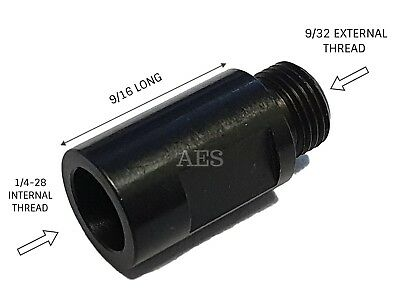 Aircraft Tools Angle Drill  Adaptor To For Use With 1/4-28 Threaded Drill Bits