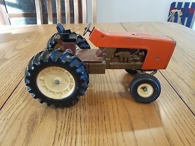 Ertl Allis Chalmers 7060 1:16 Maroon Belly Vintage For Restoration