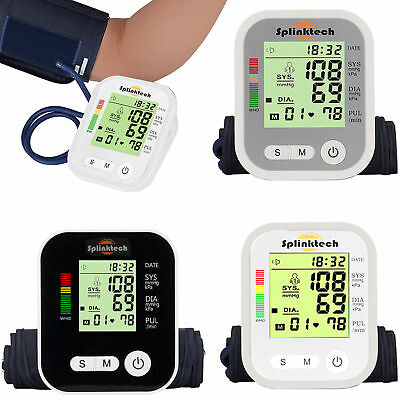 HQ Digital Blood Pressure Monitor Automatic 180 Memory Fast Delivery UK