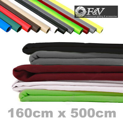 5x16ft Solid Color Polyester Studio Prop Photography Backdrop Photo Background