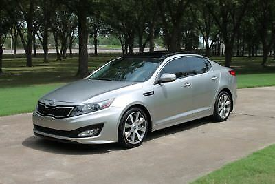 2013 Kia Optima SX TGDI w/Limited Pkg  Perfect Carfax Perfect Carfax Touring Pkg Tech Pkg Panoroof Heated and Cooled Leather Seats