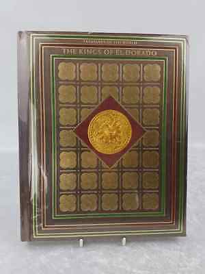 Treasures Of The World illustrated Book. The Kings of Eldorado. New & sealed
