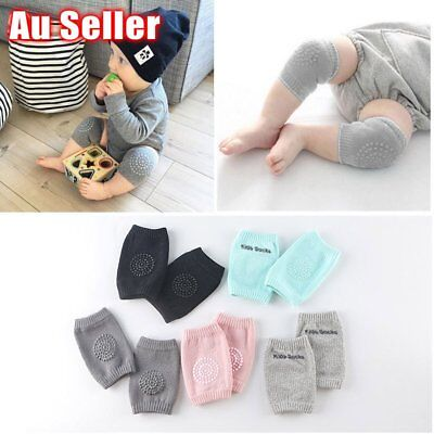 Baby Knee Pad Newborn Kid Safety Soft Breathable Crawling Elbow Cotton Protect C