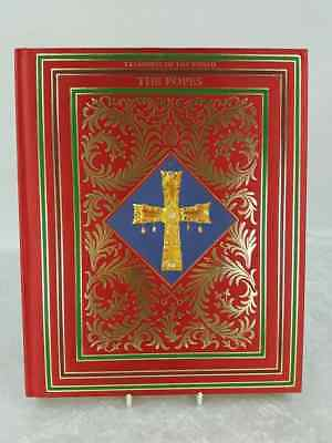 Treasures Of The World illustrated Book, The Popes