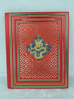 Treasures Of The World illustrated Book, The Emperors of China