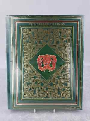 Treasures Of The World illustrated Book, The Barbarian Kings, new & sealed