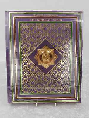 Treasures Of The World illustrated Book, The Kings of Spain
