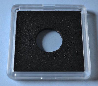 10 - 18mm GUARDHOUSE 2x2 TETRA PLASTIC SNAPLOCK COIN HOLDER for DIMES