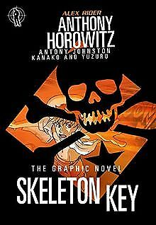Skeleton Key Graphic Novel (Alex Rider) by Horow... | Book | condition very good