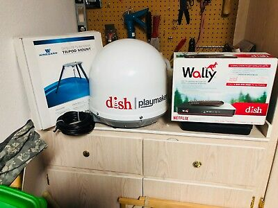 Dish Playmaker And Accessories