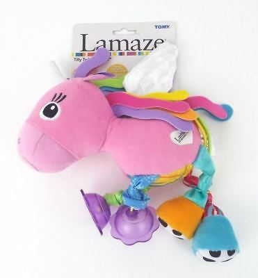 Lamaze Play &Grow Tilly Twinklewings Development,Clip Pram/Pushchair Toy Unicorn